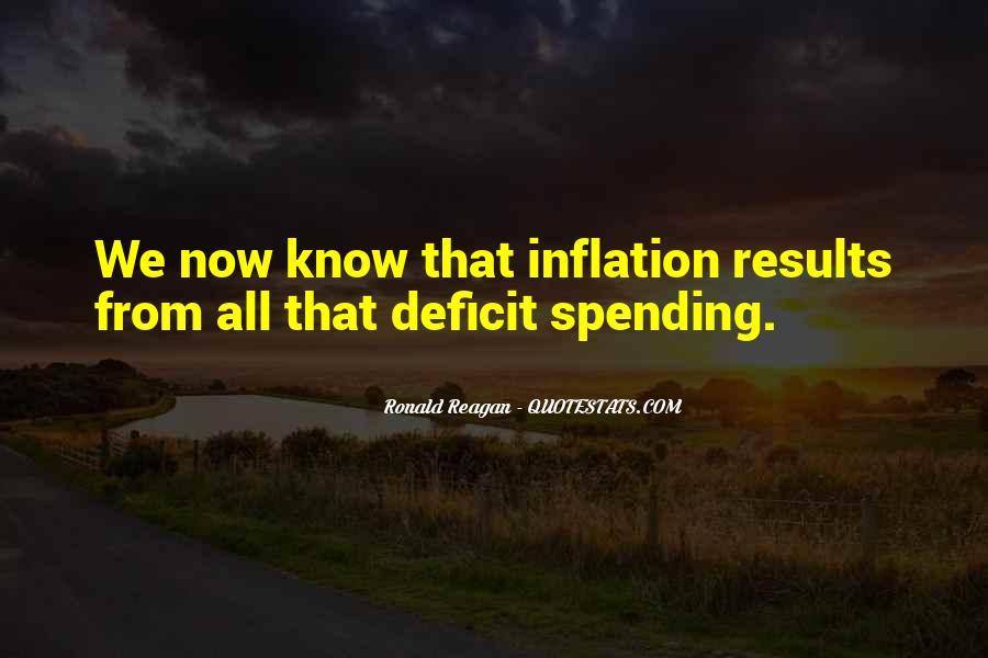 Ronald Reagan Economy Quotes #906903