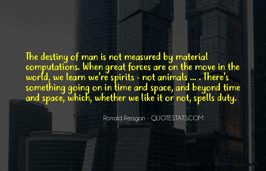 Ronald Reagan Great Quotes #1328586