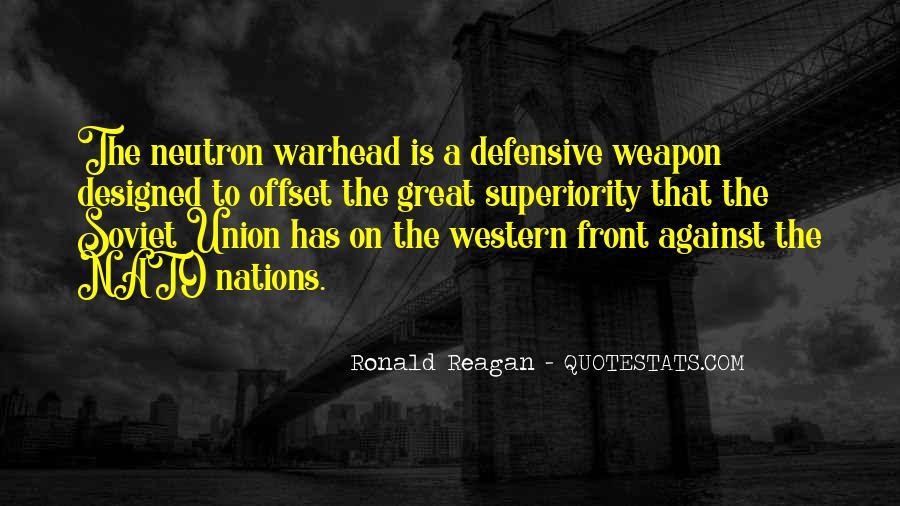 Ronald Reagan Great Quotes #1502502