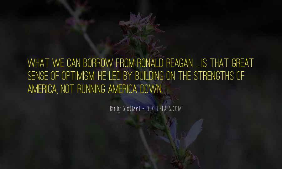 Ronald Reagan Great Quotes #173874