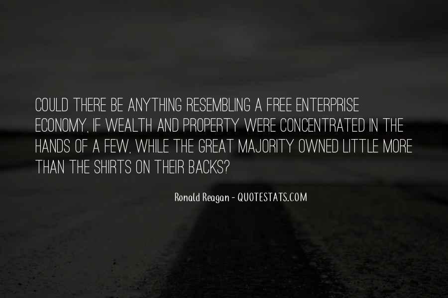 Ronald Reagan Great Quotes #328389