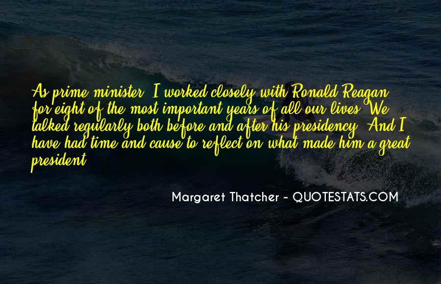 Ronald Reagan Great Quotes #569920