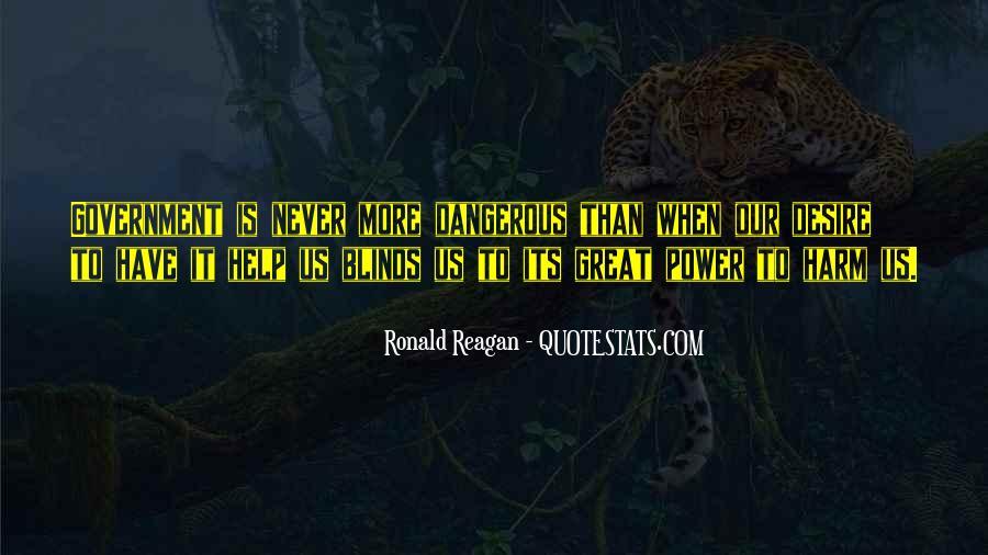 Ronald Reagan Great Quotes #949752