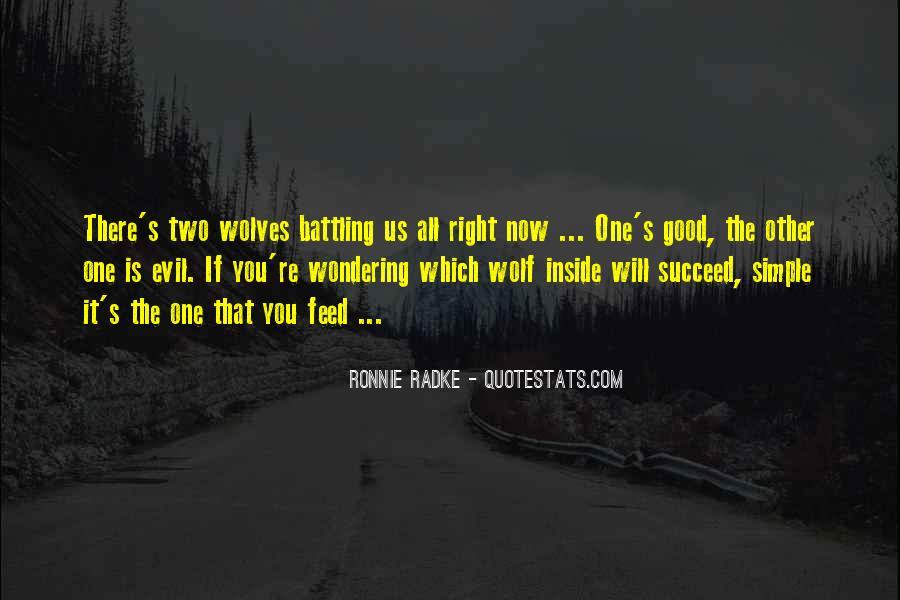 Ronnie Radke Life Quotes #1669805