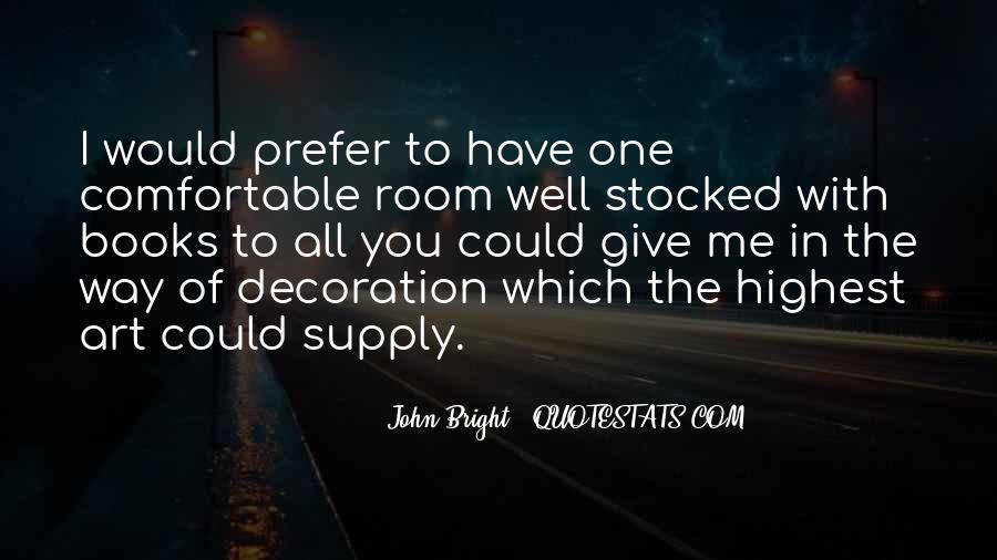 Room Decoration Quotes #752768
