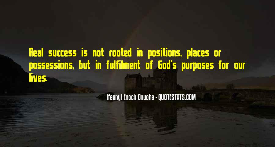 Rooted In God Quotes #1030442