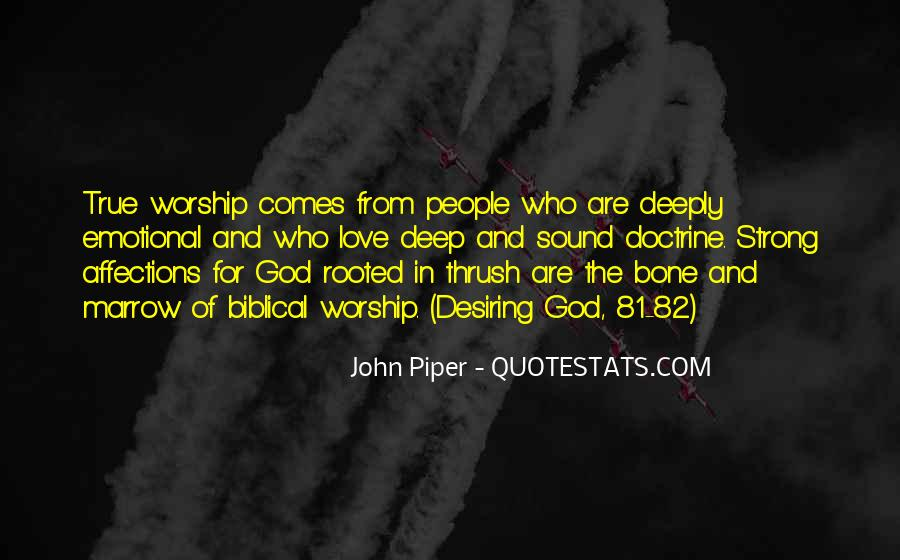Rooted In God Quotes #1146024
