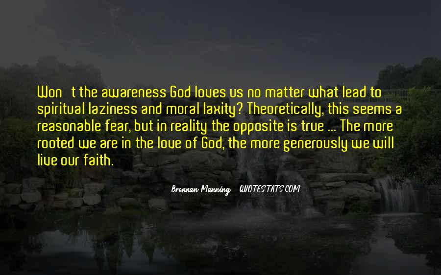 Rooted In God Quotes #1455132