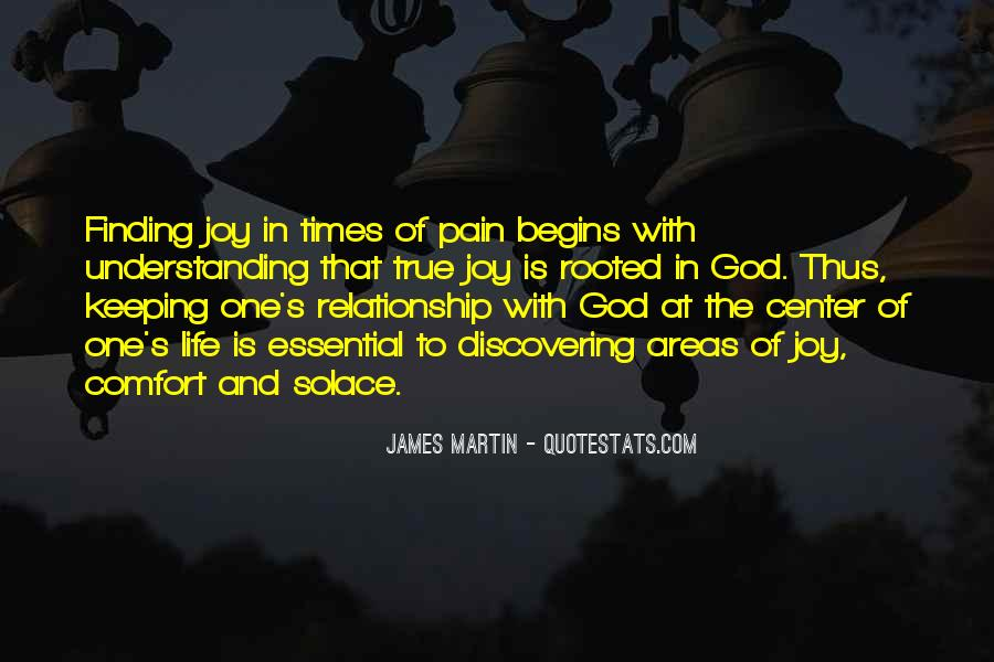 Rooted In God Quotes #1822344