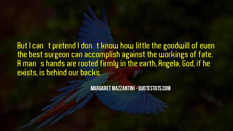 Rooted In God Quotes #520338