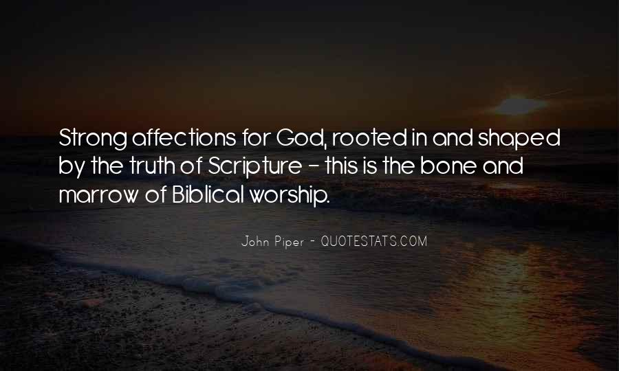 Rooted In God Quotes #564639
