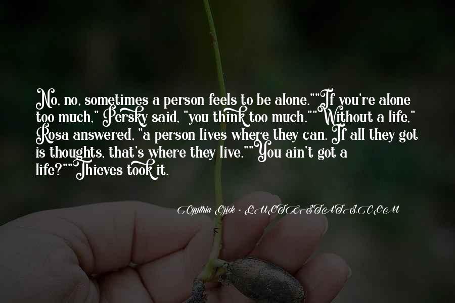 Rosa Cynthia Ozick Quotes #1010157