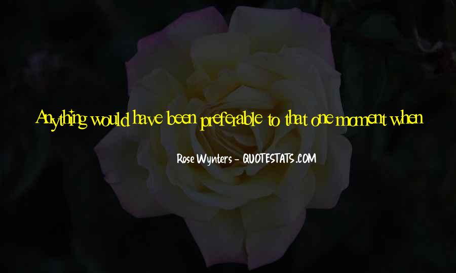Rose And Quotes #38571