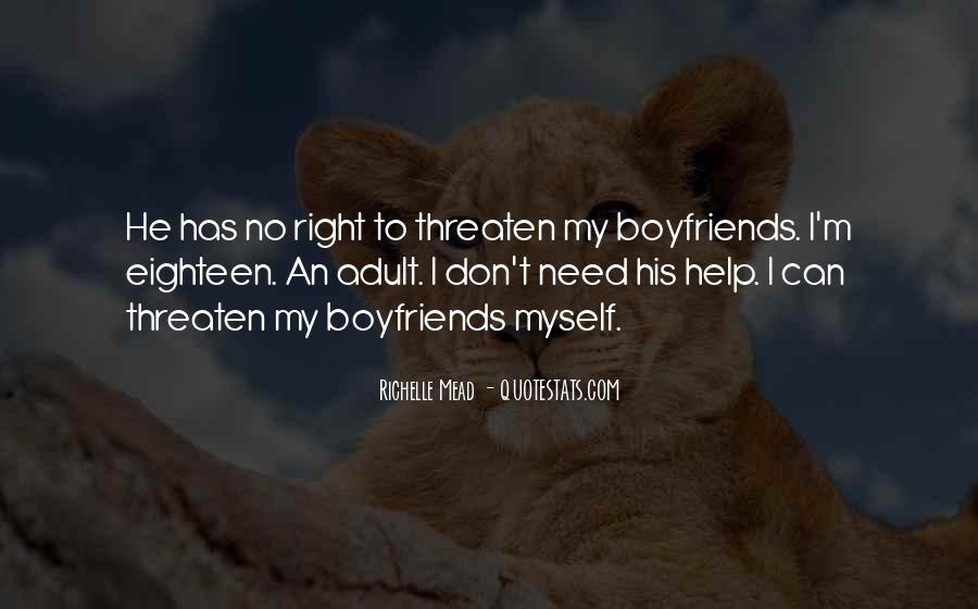 Roseanna Mccoy Quotes #8089