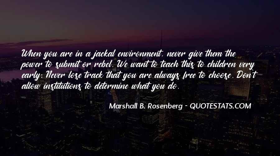 Rosenberg Quotes #105847