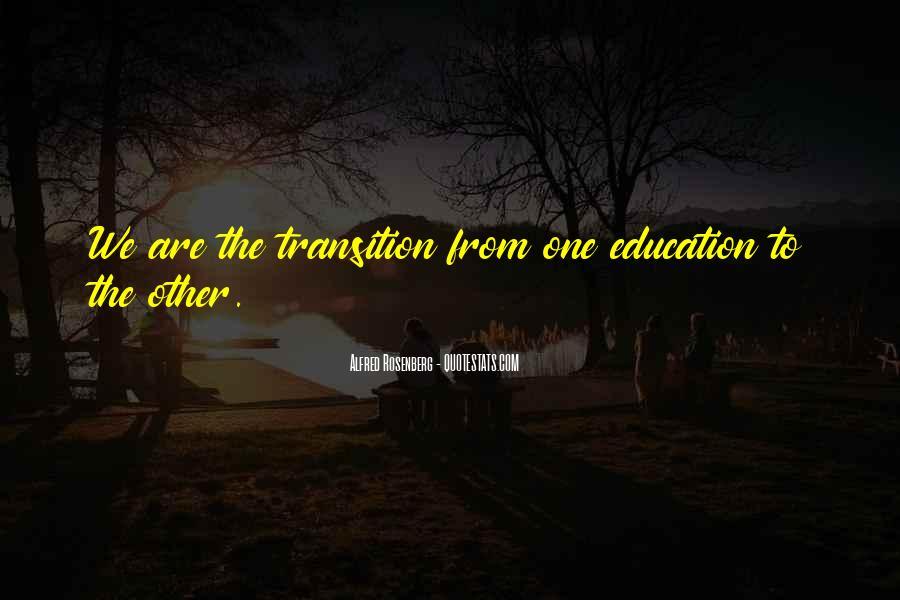 Rosenberg Quotes #11010