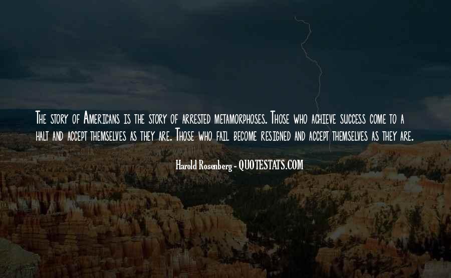 Rosenberg Quotes #128853