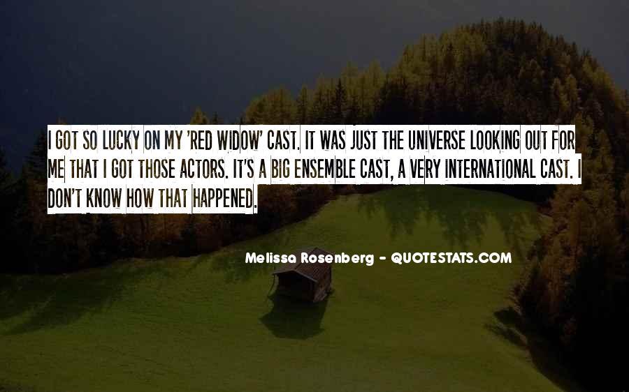 Rosenberg Quotes #131279