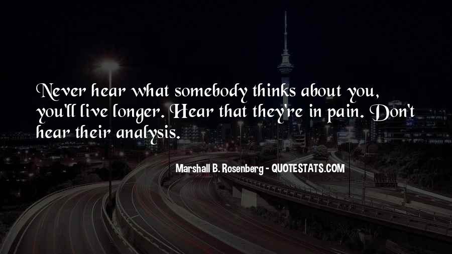 Rosenberg Quotes #136793