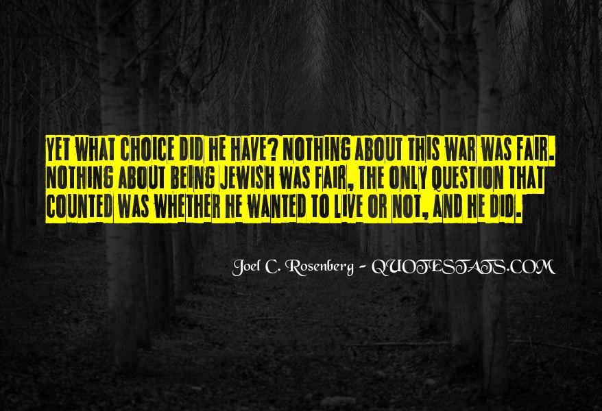 Rosenberg Quotes #156654