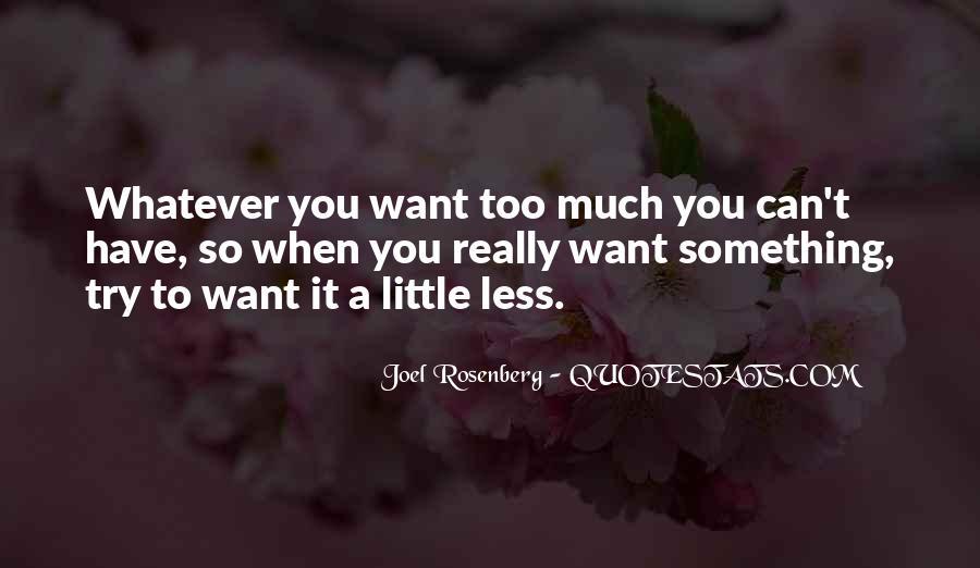 Rosenberg Quotes #178955