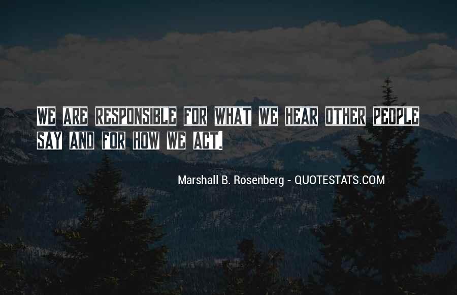 Rosenberg Quotes #233891