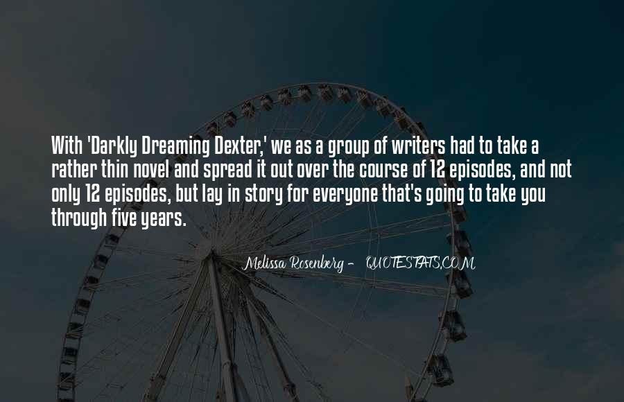 Rosenberg Quotes #294757