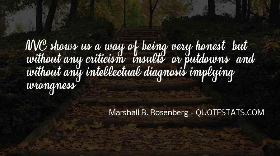 Rosenberg Quotes #339411
