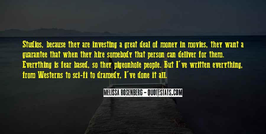 Rosenberg Quotes #340338