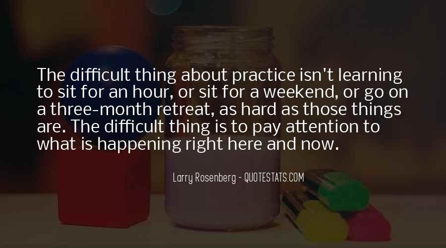 Rosenberg Quotes #365193