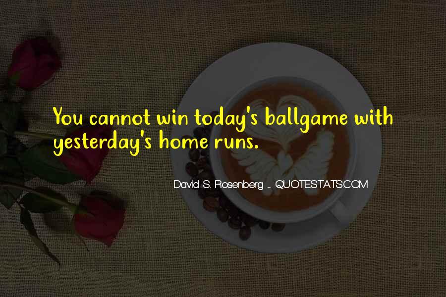 Rosenberg Quotes #45500