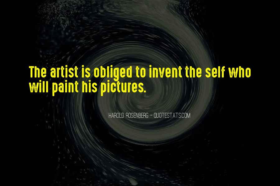 Rosenberg Quotes #81004