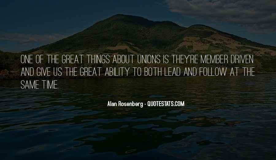 Rosenberg Quotes #89795