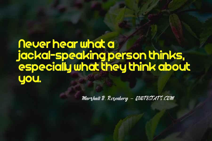 Rosenberg Quotes #91156