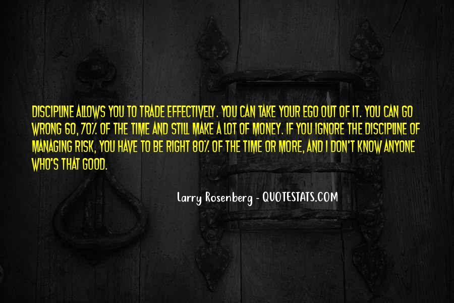 Rosenberg Quotes #92814