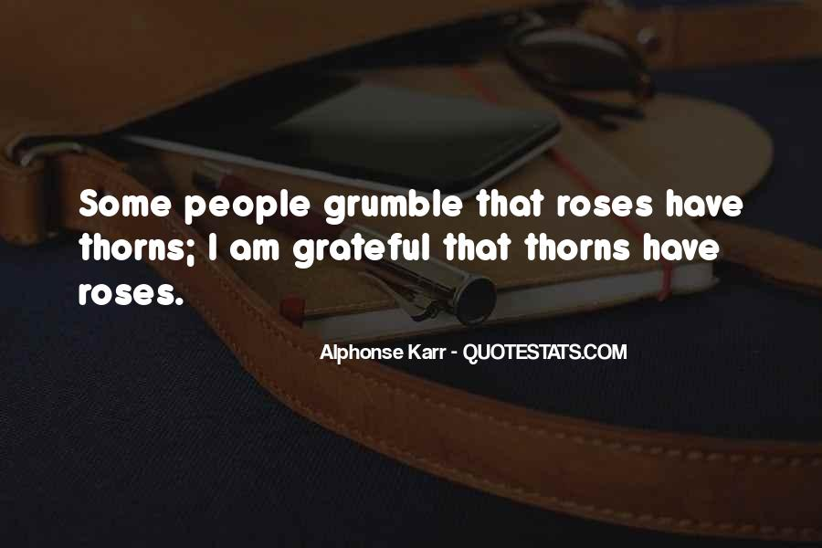 Roses Without Thorns Quotes #121472