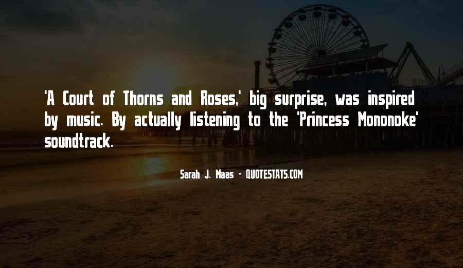 Roses Without Thorns Quotes #129432