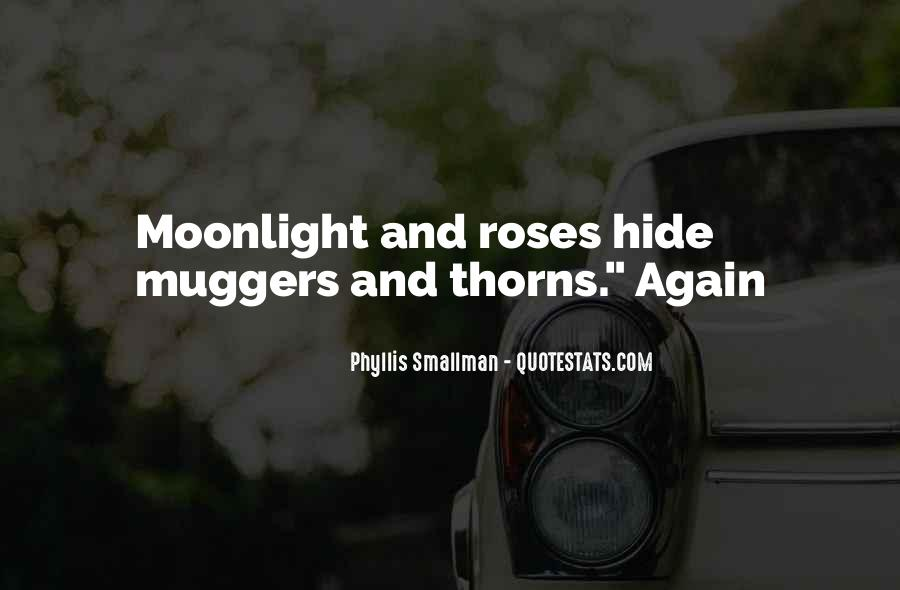 Roses Without Thorns Quotes #256494