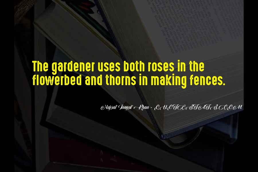 Roses Without Thorns Quotes #290007