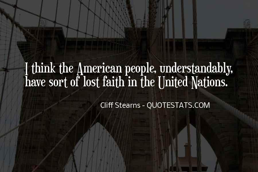 Quotes About United Nations #132328