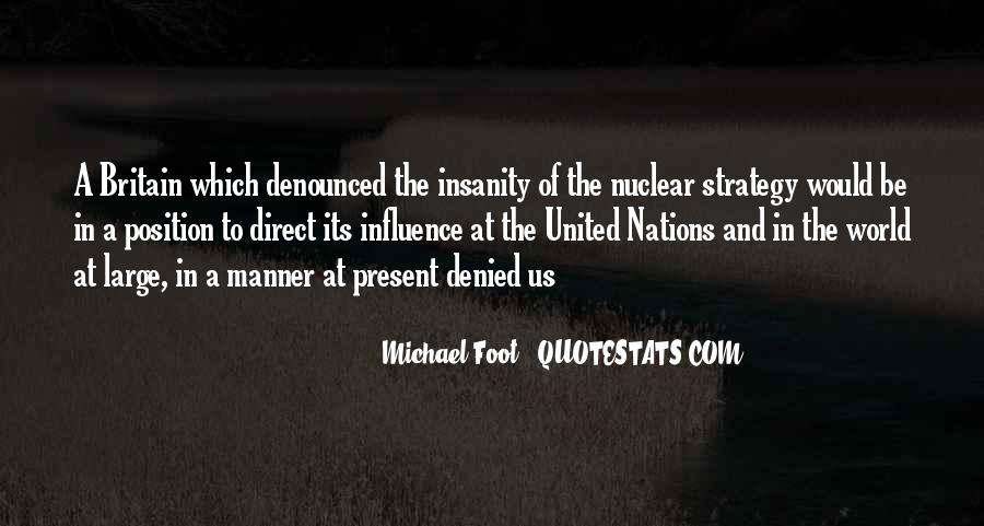 Quotes About United Nations #149038