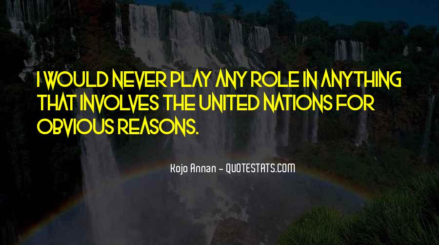 Quotes About United Nations #195851