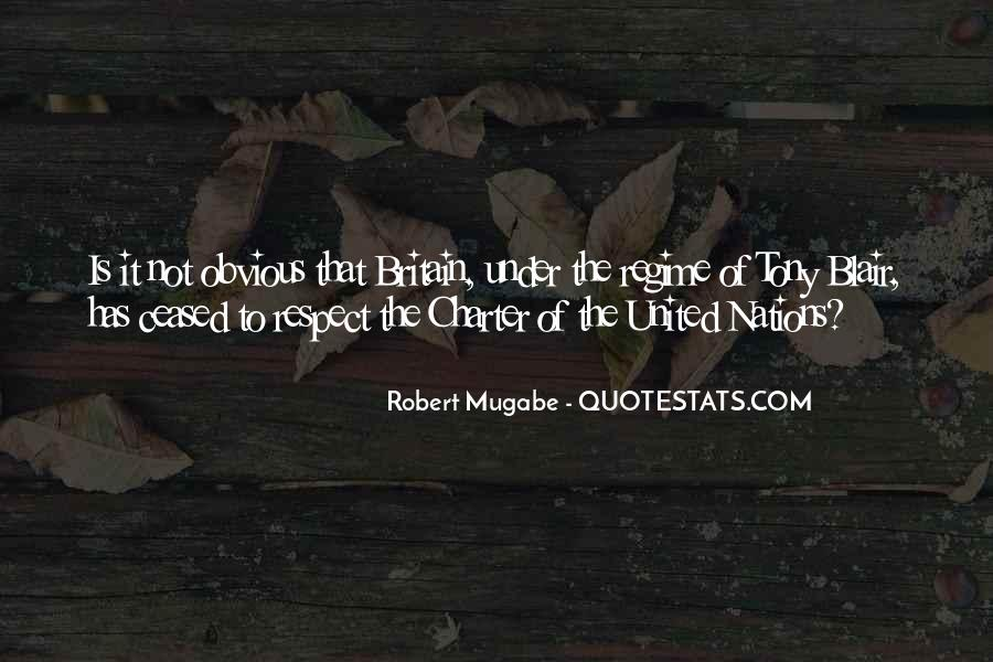 Quotes About United Nations #202328