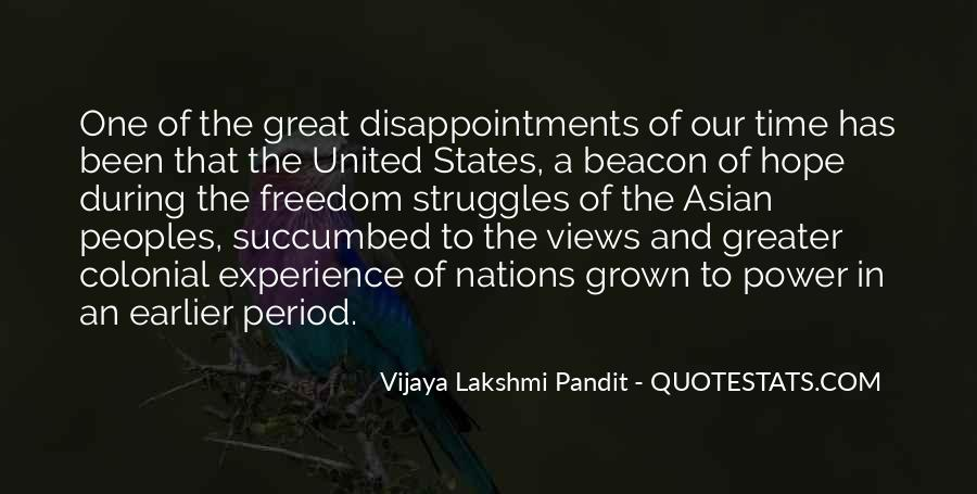 Quotes About United Nations #226568
