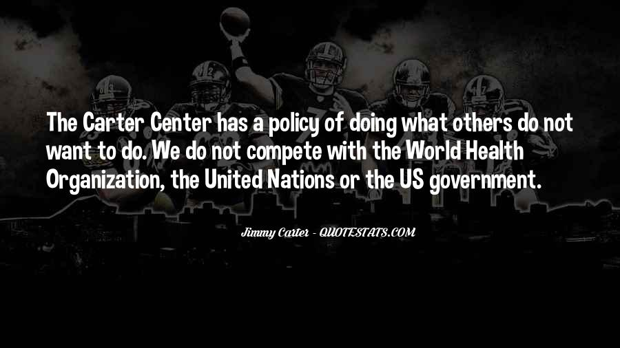 Quotes About United Nations #235202