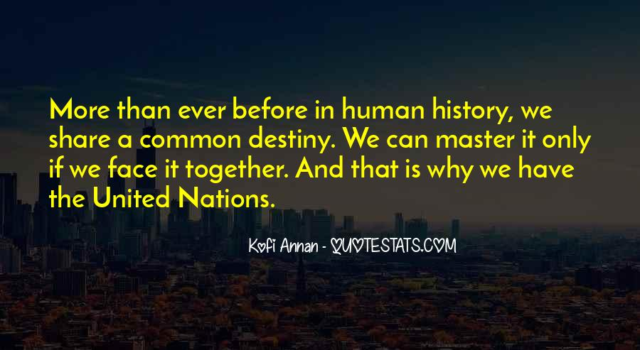 Quotes About United Nations #2879