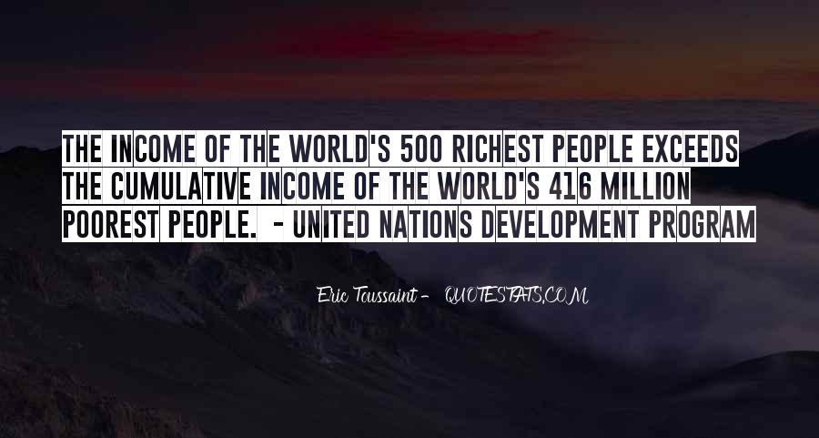 Quotes About United Nations #290838