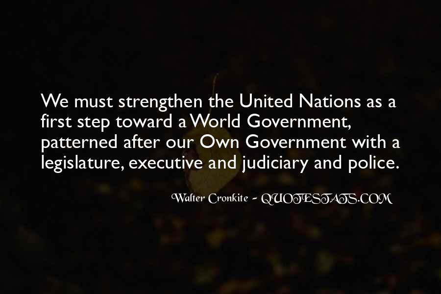Quotes About United Nations #313874