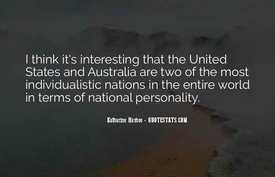 Quotes About United Nations #347980