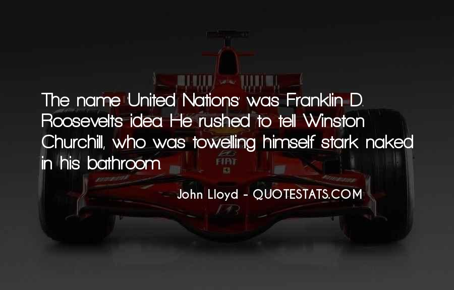 Quotes About United Nations #39338